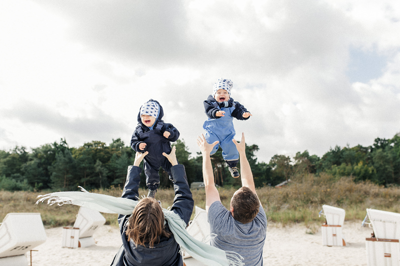 familienfotos, Kinderfoto, Familienfoto, Familienbild, Kinder, Zwilling, Ostsee