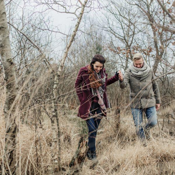 fotograf schwerin, fotografin rostock, paarfoto, pärchenfoto, photogenio, Gespensterwald Nienhagen, Strandshooting, Wintershooting