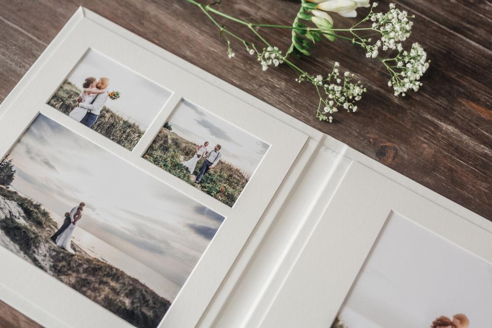 fotoprodukt, bilder, triobuch, hochzeitsfoto, hochzeitsalbum, hochzeitsfotografin rostock, hamburg, stralsund, rügen, anke schmidt, photogenio